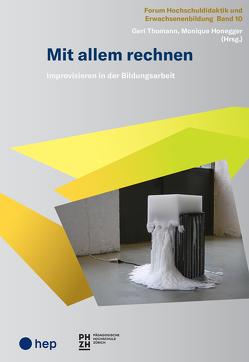 Mit allem rechnen (E-Book) von Honegger,  Monique, Thomann,  Geri