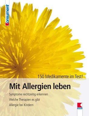 Mit Allergien leben von Schimmer,  Helga, Verein für Konsumenteninformation