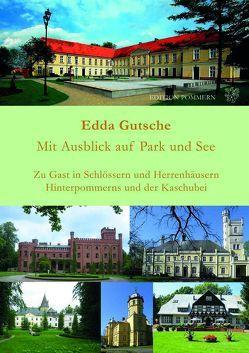 Mit Ausblick auf Park und See von Gutsche,  Edda