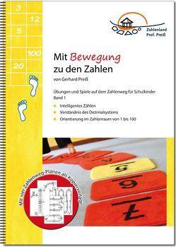 Mit Bewegung zu den Zahlen von Preiss,  Gerhard