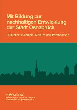 Mit Bildung zur nachhaltigen Entwicklung der Stadt Osnabrück von Becker,  Gerhard, Terhalle,  Günter