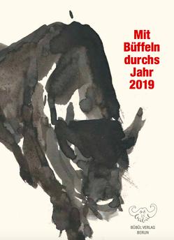 Mit Büffeln durch das Jahr 2019