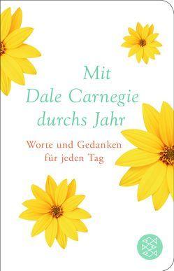 Mit Dale Carnegie durchs Jahr von Carnegie,  Dale