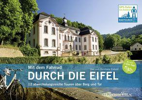 Mit dem Fahrrad durch die Eifel von Ziebold,  Christiane, Ziebold,  Uwe