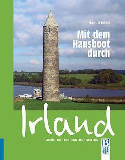 Mit dem Hausboot durch Irland von Böckl,  Harald