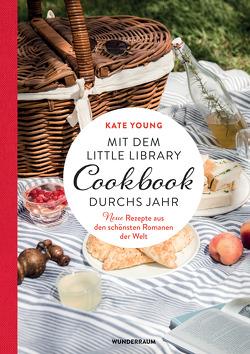 Mit dem LITTLE LIBRARY COOKBOOK durchs Jahr von Kammerer,  Susanne, Meßner,  Michaela, Young,  Kate