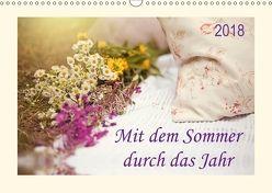 Mit dem Sommer durch das Jahr (Wandkalender 2018 DIN A3 quer) von Roder,  Peter