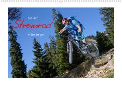Mit dem Stromrad in den Bergen (Wandkalender 2020 DIN A2 quer) von Faltermaier,  Franz