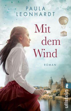 Mit dem Wind von Leonhardt,  Paula