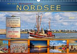 Mit dem Wohnmobil an die Nordsee (Wandkalender 2020 DIN A3 quer) von Roder,  Peter
