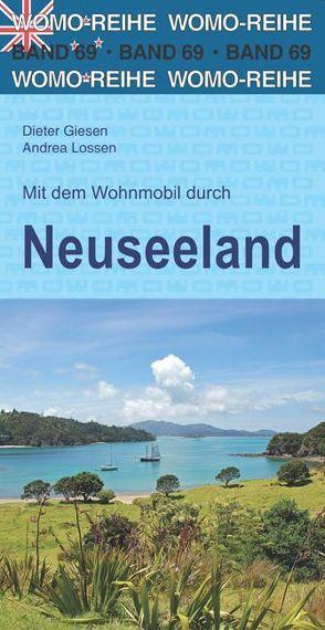 Mit dem Wohnmobil durch Neuseeland von Giesen,  Dieter, Lossen,  Andrea