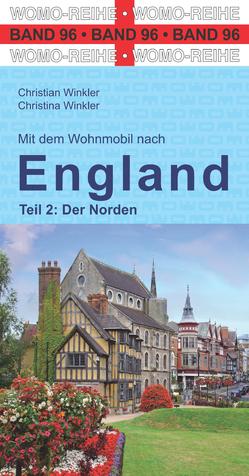 Mit dem Wohnmobil nach England von Winkler,  Christian, Winkler,  Christina