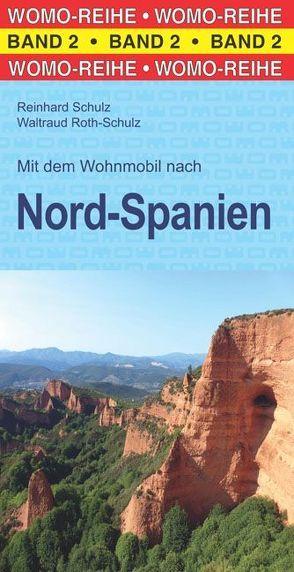 Mit dem Wohnmobil nach Nord-Spanien von Roth-Schulz,  Waltraud, Schulz,  Reinhard