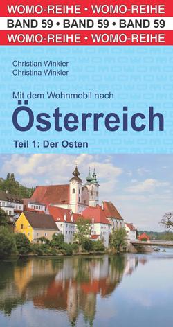 Mit dem Wohnmobil nach Österreich von Winkler,  Christian, Winkler,  Christina