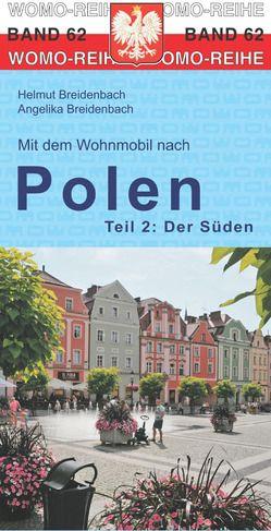 Mit dem Wohnmobil nach Polen von Breidenbach,  Angelika, Breidenbach,  Helmut