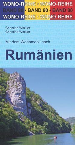 Mit dem Wohnmobil nach Rumänien von Winkler,  Christian, Winkler,  Christina