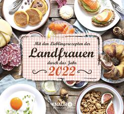 Mit den Lieblingsrezepten der Landfrauen durch das Jahr 2022