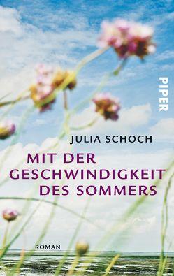 Mit der Geschwindigkeit des Sommers von Schoch,  Julia