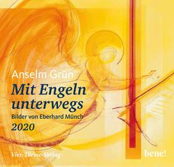 Mit Engeln unterwegs 2020 von Grün,  Anselm