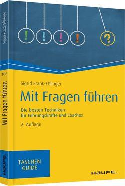Mit Fragen führen von Frank-Eßlinger,  Sigrid