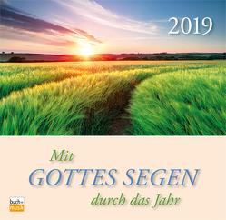 Mit Gottes Segen durch das Jahr 2019