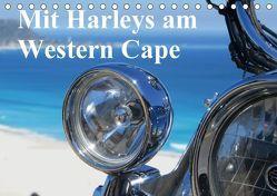 Mit Harleys am Western Cape (Tischkalender 2018 DIN A5 quer) von Iffert,  Sandro