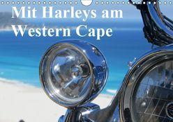 Mit Harleys am Western Cape (Wandkalender 2019 DIN A4 quer) von Iffert,  Sandro