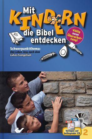 Mit Kindern die Bibel entdecken Bd. 2 von Volkmann,  Christiane