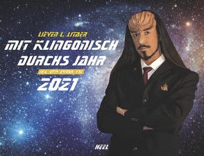 Mit Klingonisch durchs Jahr 2021 von Litaer,  Lieven L.