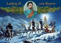 Mit König Ludwig II. durch den Advent von Ludwig II