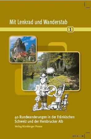 Mit Lenkrad und Wanderstab Bd. 1