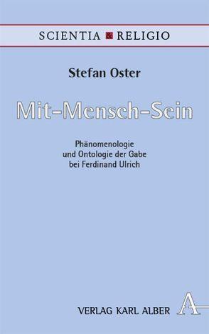 Mit-Mensch-Sein von Oster,  Stefan