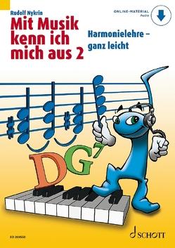 Mit Musik kenn ich mich aus von Boland,  Michael, Nykrin,  Rudolf