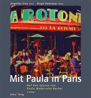 Mit Paula in Paris von Ramsauer,  Birgit, Sinn,  Angelika