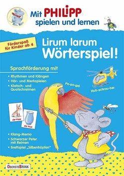 Lirum larum Wörterspiel! von Landa,  Norbert, Türk,  Hanne