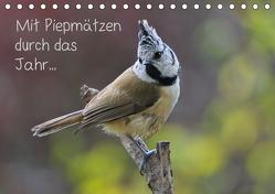 Mit Piepmätzen durch das Jahr … (Tischkalender 2020 DIN A5 quer) von Berger (Kabefa),  Karin