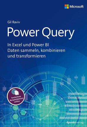 Power Query von Haselier,  Rainer G., Raviv,  Gil