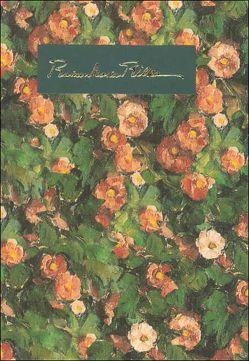 Mit Rilke durch das Jahr von Cézanne,  Paul, Hauschild,  Vera, Rilke,  Rainer Maria