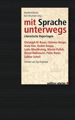 mit Sprache unterwegs von Müller,  Manfred, Neumann,  Kurt