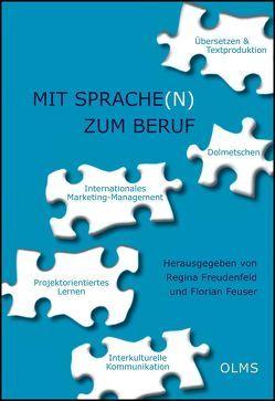 Mit Sprache(n) zum Beruf von Feuser,  Florian, Freudenfeld,  Regina