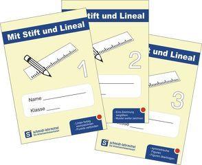 Mit Stift und Lineal – Hefte von Schmidt,  Torsten