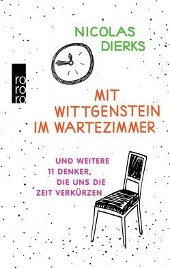 Mit Wittgenstein im Wartezimmer von Dierks,  Nicolas