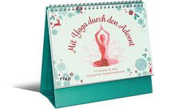 Mit Yoga durch den Advent von Brinkmann,  Katharina