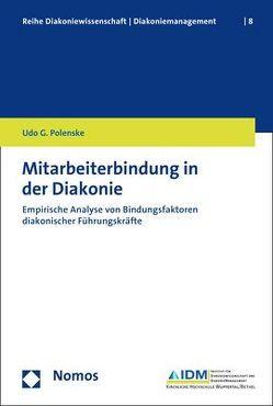 Mitarbeiterbindung in der Diakonie von Polenske,  Udo G.