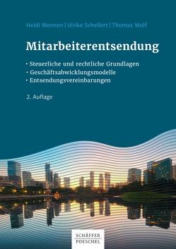 Mitarbeiterentsendung von Mennen,  Heidi, Schellert,  Ulrike, Wolf,  Thomas