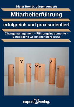 Mitarbeiterführung erfolgreich und praxisorientiert von Amberg,  Jürgen, Brendt,  Dieter