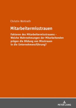 Mitarbeitermisstrauen von Wohlrath,  Christin