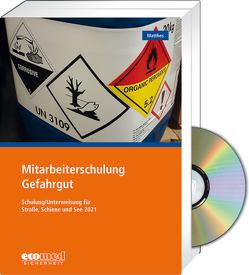 Mitarbeiterschulung Gefahrgut – Expertenpaket von Matthes,  Günter