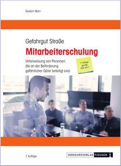 Mitarbeiterschulung Gefahrgut Strasse 2017 von Mohr,  Norbert