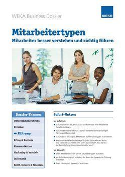 Mitarbeitertypen von Miller,  Brigitte